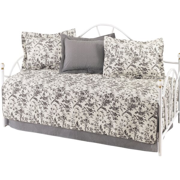 Amberley 100% Cotton 5 Piece Daybed Set by Laura Ashley Home by Laura Ashley Home